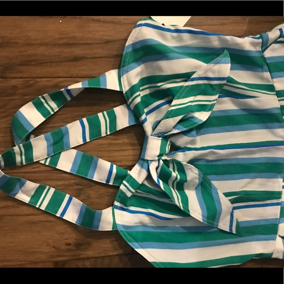 83b58b8d181 a new day Pants - NWT- target striped jumpsuit